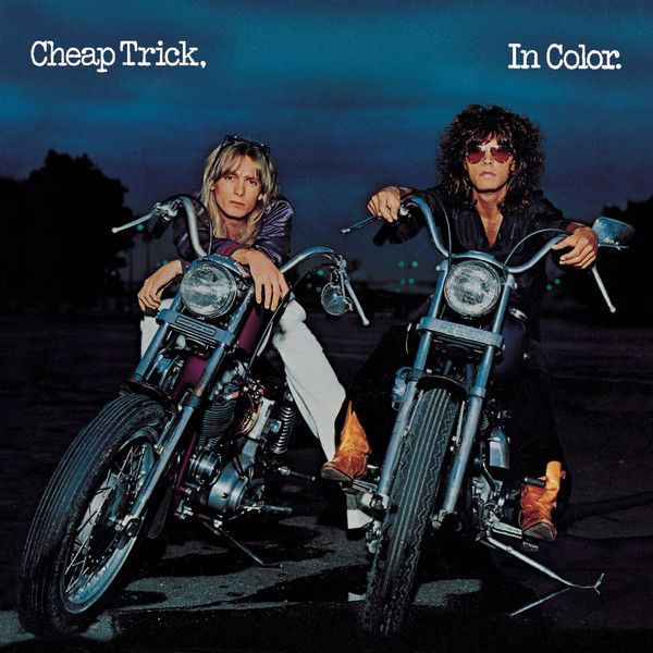 CHEAP TRICK_In Color