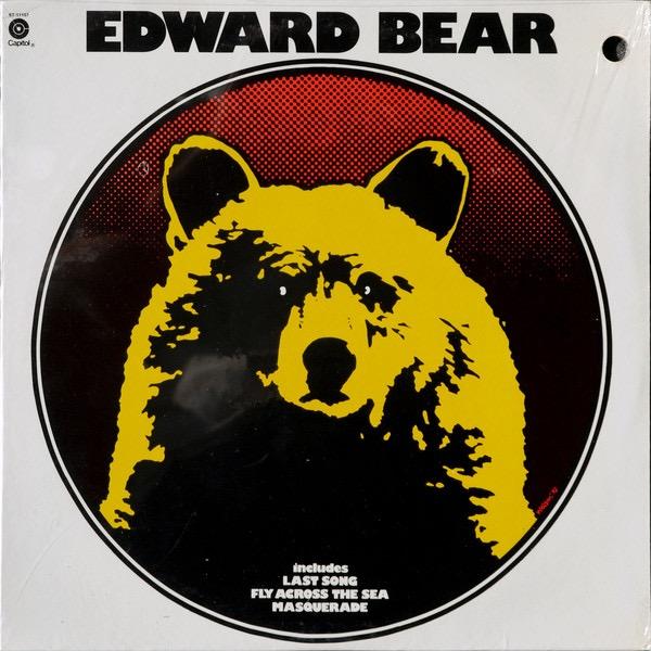 EDWARD BEAR_S/T _Toronto-Based Canadian Rock_