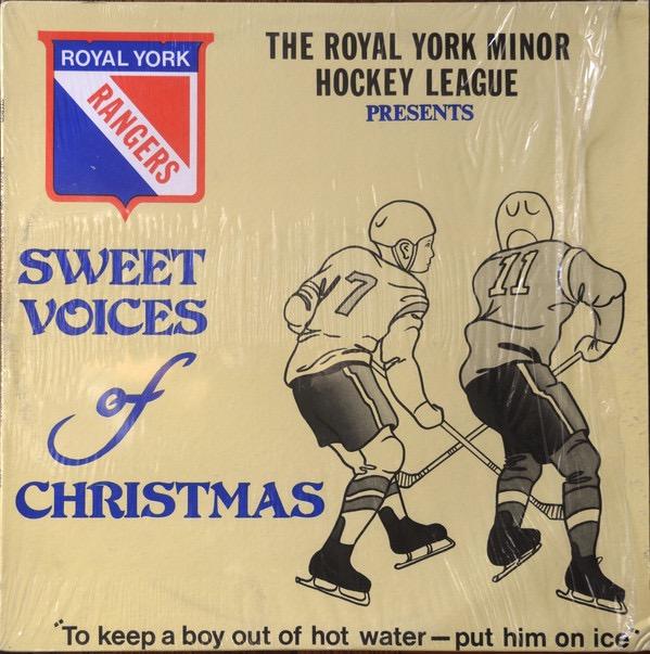 ROYAL YORK RANGERS MINOR HOCKEY LEAGUE_Sweet Voices Of Christmas