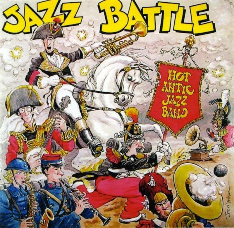 HOT ANTIC JAZZ BAND_Jazz Battle