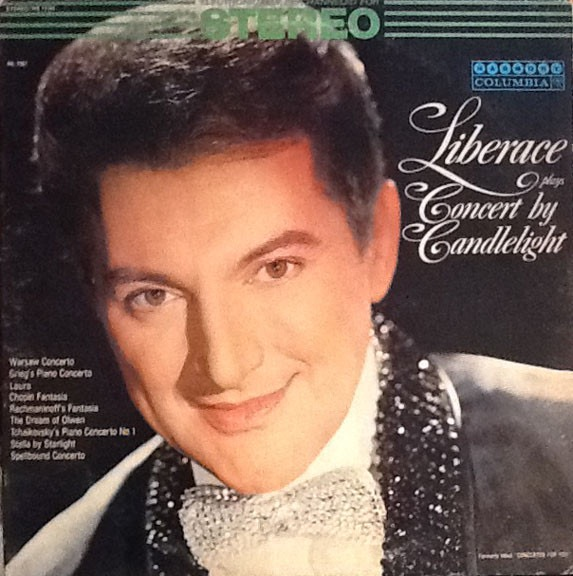 LIBERACE_Concert by Candlelight