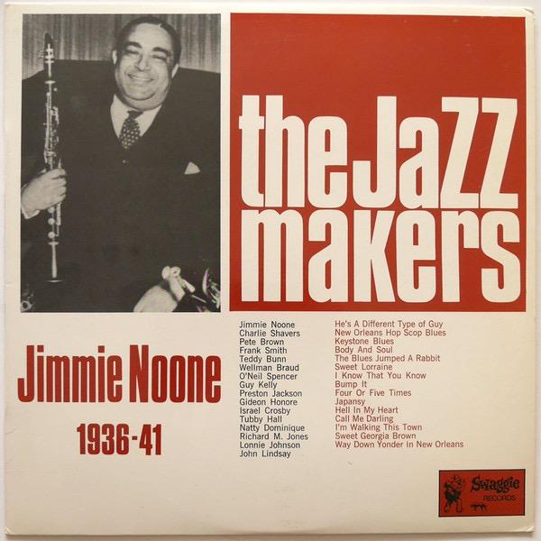 JIMMY NOONE_Jimmie Noone 1936-41