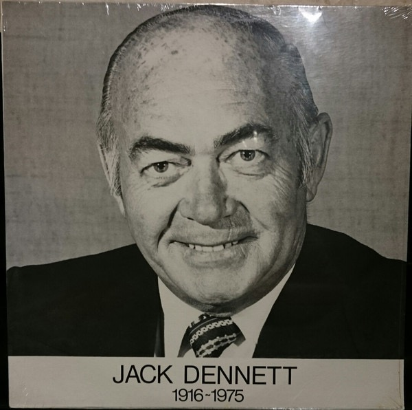 TORBEN WITTRUP_Dennett, Jack 1916-1975 _Sealed_