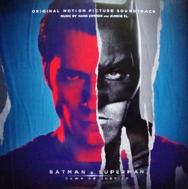 HANS ZIMMER AND JUNKIE XL_Batman V Superman