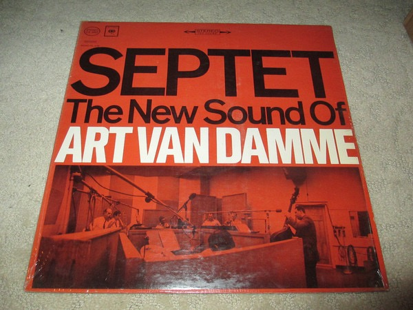 DAMME VAN_Septet: The New Sound Of Art Van Damme (mono)