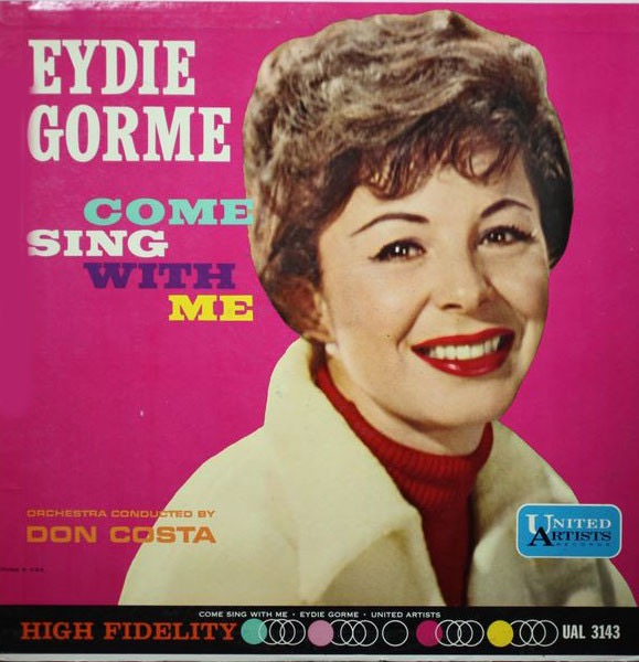 EYDIE GORME_Come Sing With Me