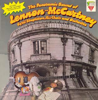 CYRIL STAPLETON_Panoramic Sound Of Lennon And Mccartney