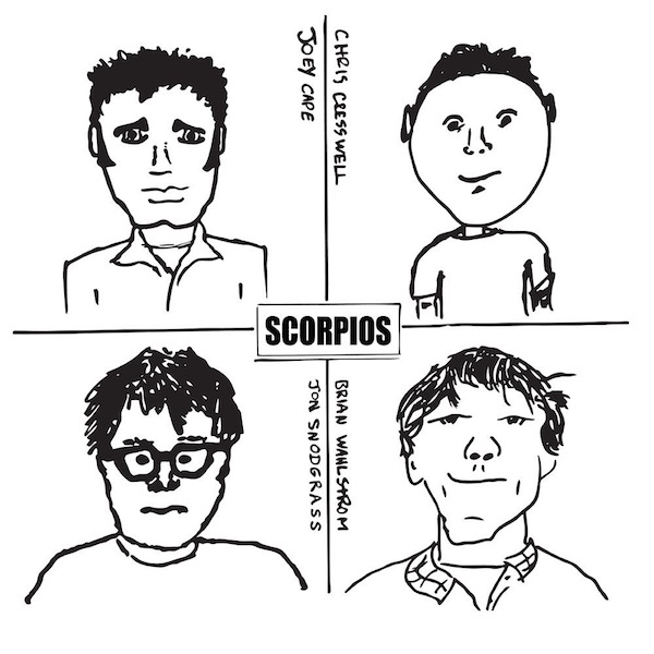 SCORPIOS_One Week Record (New release Aug 2017)