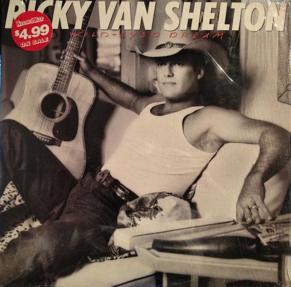 RICKY VAN SHELTON_Wild