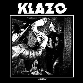 KLAZO_Embarrassed Of Living