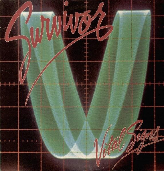 SURVIVOR_Vital Signs _W/Liner Notes Insert_