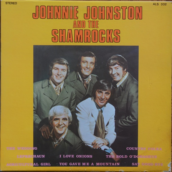 JOHNNIE JOHNSTON AND THE SHAMROCKS_S/T