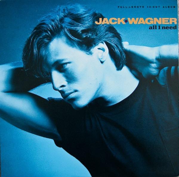 JACK WAGNER_All I Need