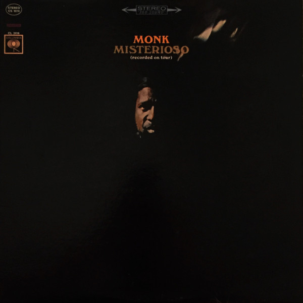 THELONIOUS MONK_Misterioso _Recorded On Tour_