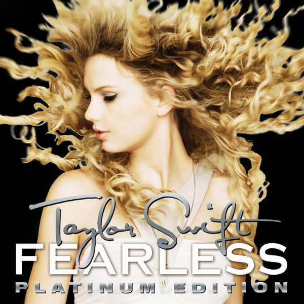TAYLOR SWIFT_Fearless