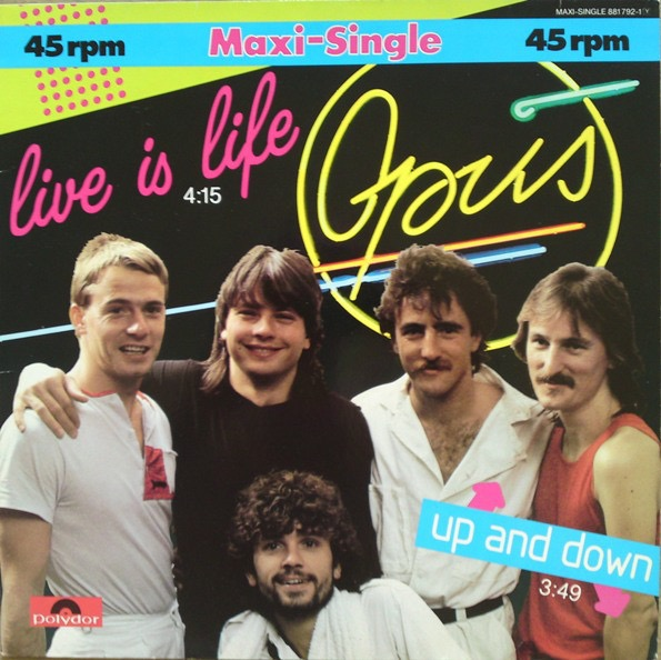 OPUS_Live Is Life Exclusive 12 Mixes