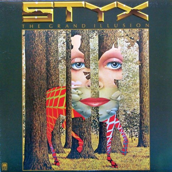 STYX_The Grand Illusion