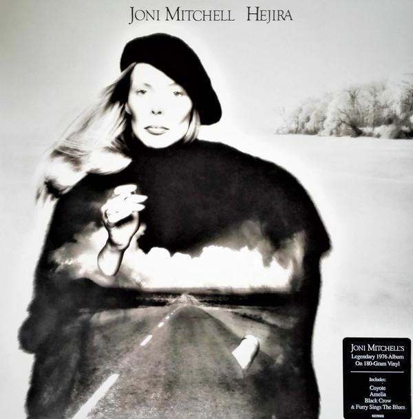 JONI MITCHELL_Hejira