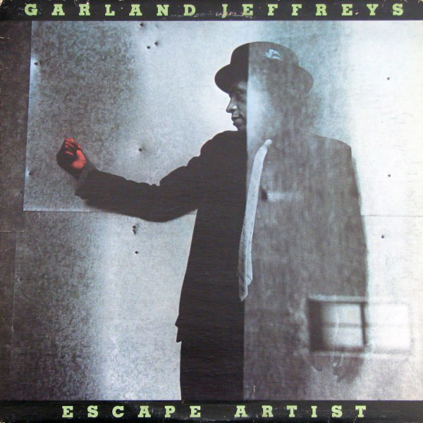 GARLAND JEFFREYS_Escape Artist