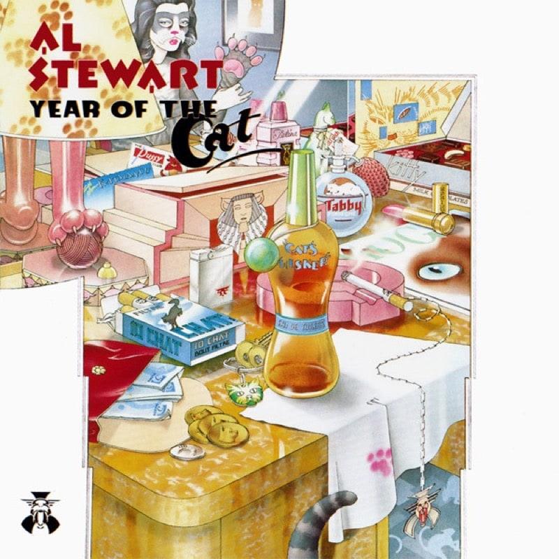 AL STEWART_Year Of The Cat