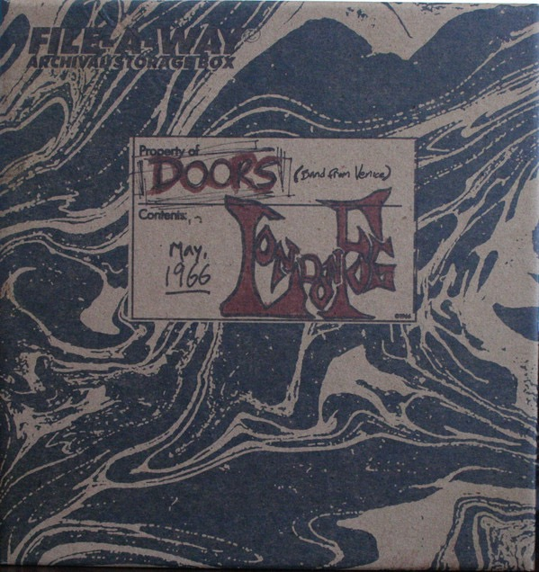 THE DOORS_London Fog 1966 - RSD19