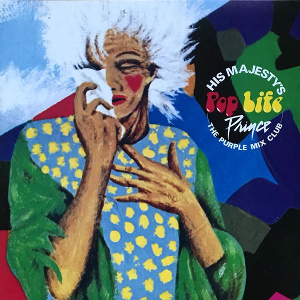 PRINCE_His Majestys Pop Life / The Purple Club Mix