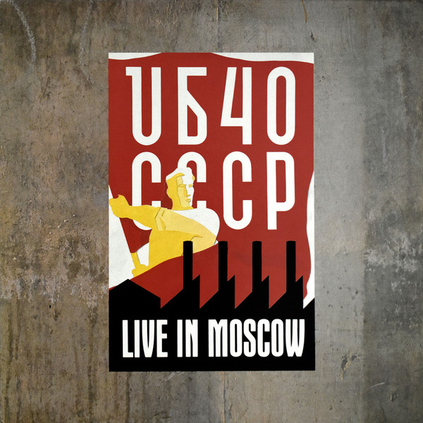 UB40_Live In Moscow