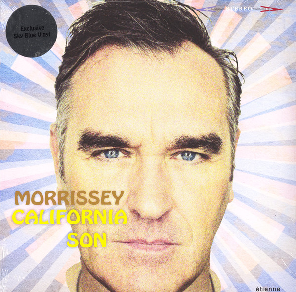 MORRISSEY_California Son (Limited Edition, Blue)