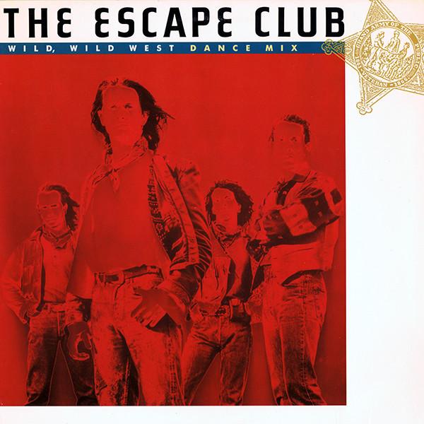 CLUB ESCAPE_Wild, Wild West _Dance Mix_