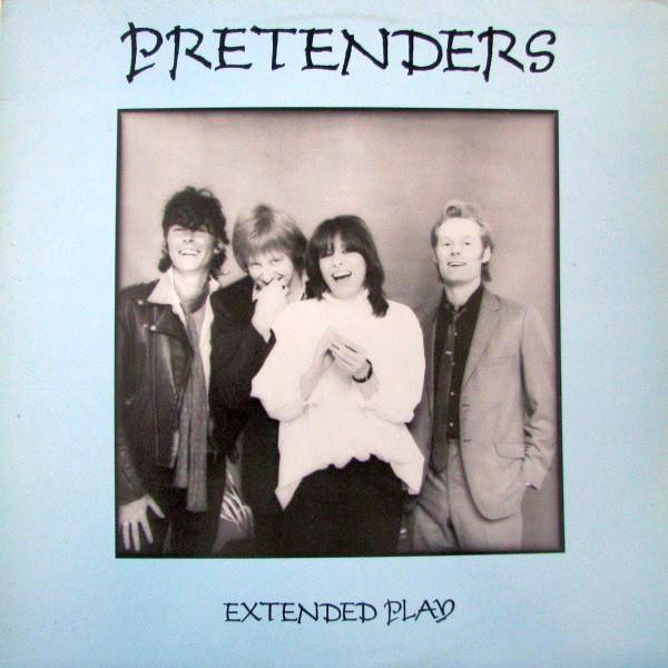 PRETENDERS_Extended Play