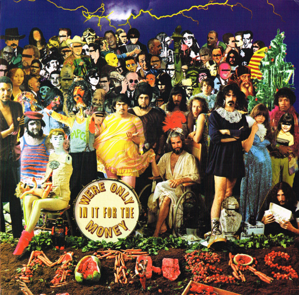 FRANK ZAPPA_Were Only In It For The Money