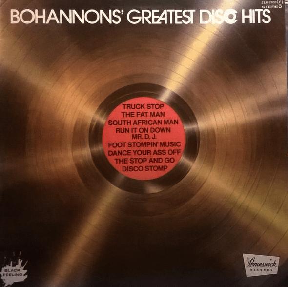BOHANNON_Bohannons Greatest Disco Hits