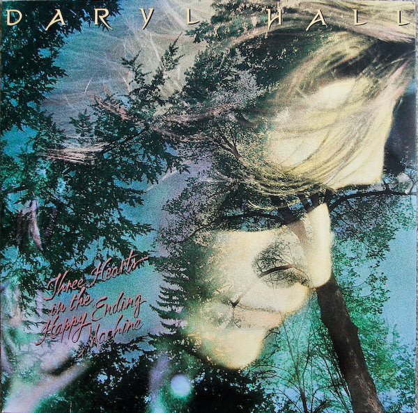 DARYL HALL_Three Hearts In The Happy Ending Machine