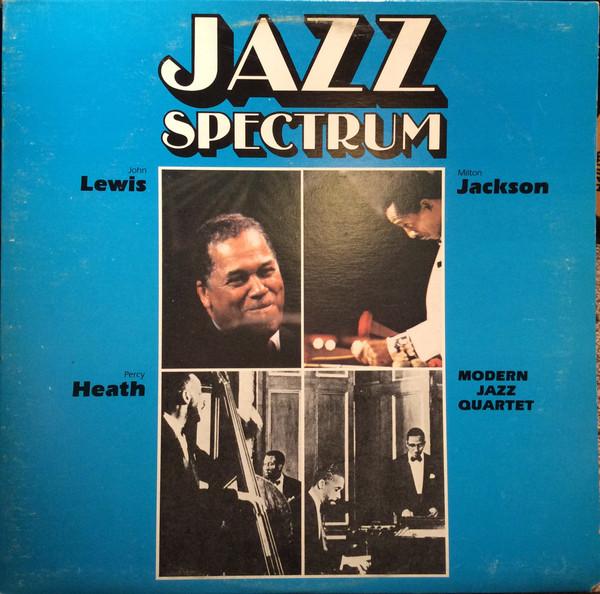 THE MODERN JAZZ QUARTET_Jazz Spectrum