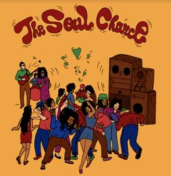 THE SOUL CHANCE_The Soul Chance (First Pressing - Red Vinyl)