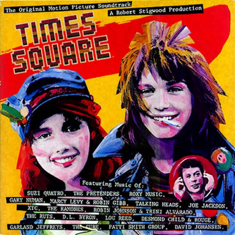 VARIOUS_The Original Motion Picture Soundtrack Times Square