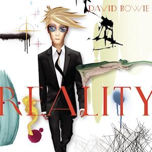 DAVID BOWIE_Reality