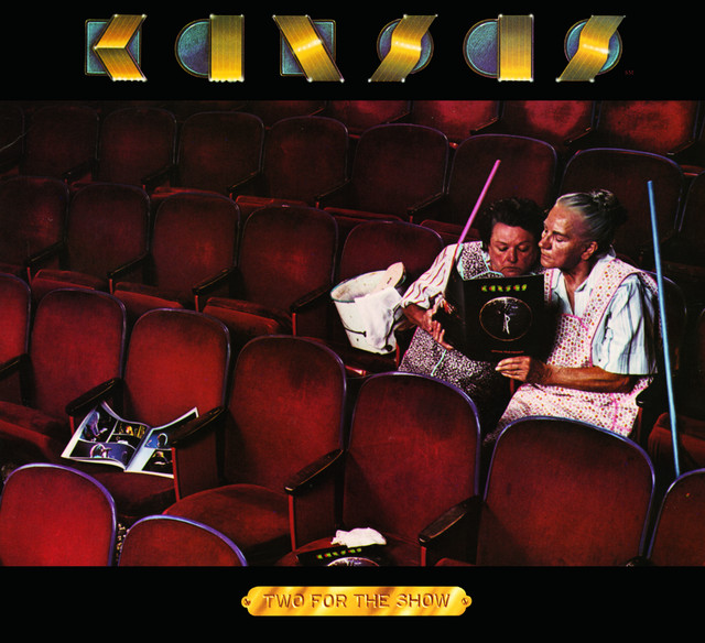 KANSAS_Two For the Show (2LP, gatefold, orig printed inner sleeves)