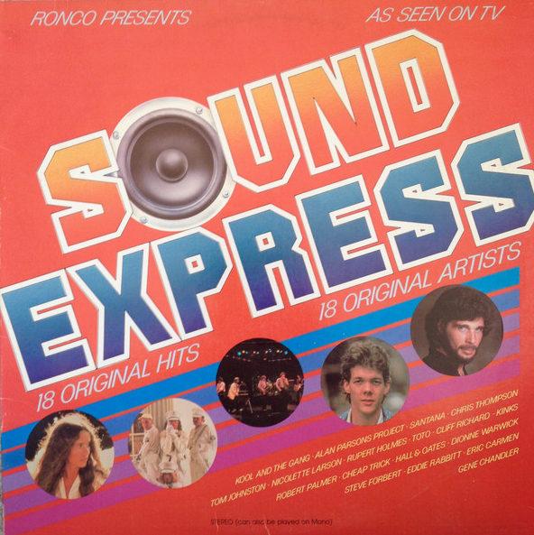 VARIOUS ARTISTS_Sound Express