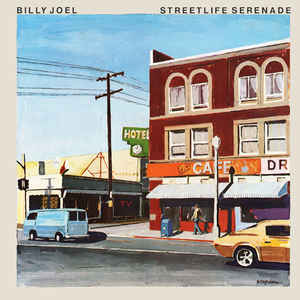 BILLY JOEL_Streetlife Serenade