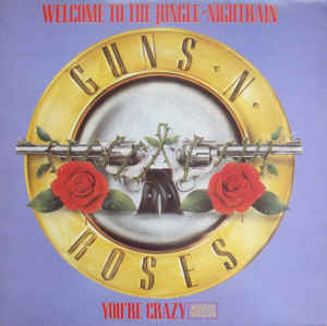 GUNS N' ROSES_Welcome To The Jungle