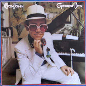 ELTON JOHN_Greatest Hits