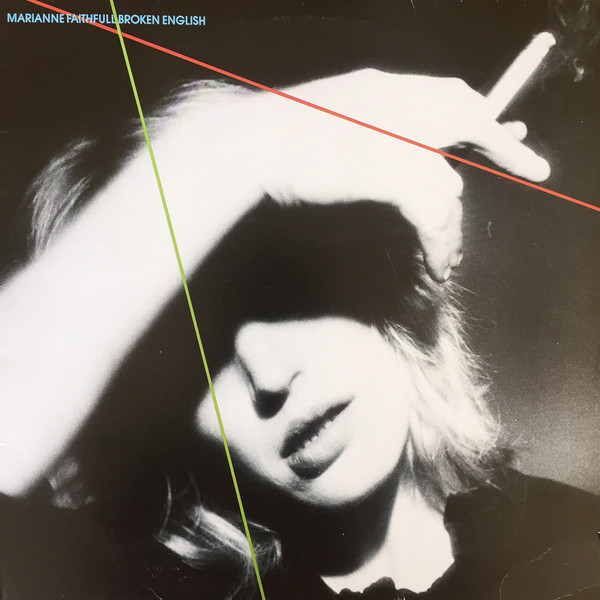 MARIANNE FAITHFULL_Broken English