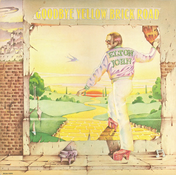 ELTON JOHN_Goodbye Yellow Brick Road