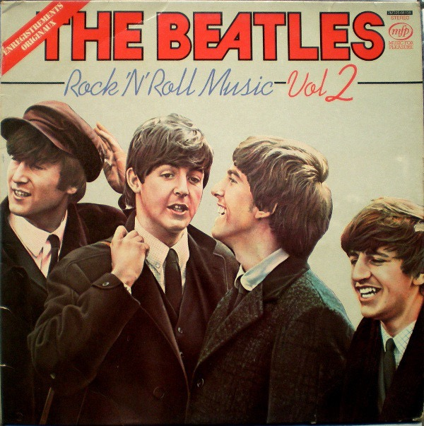 THE BEATLES_Rock N Roll Music Volume 2