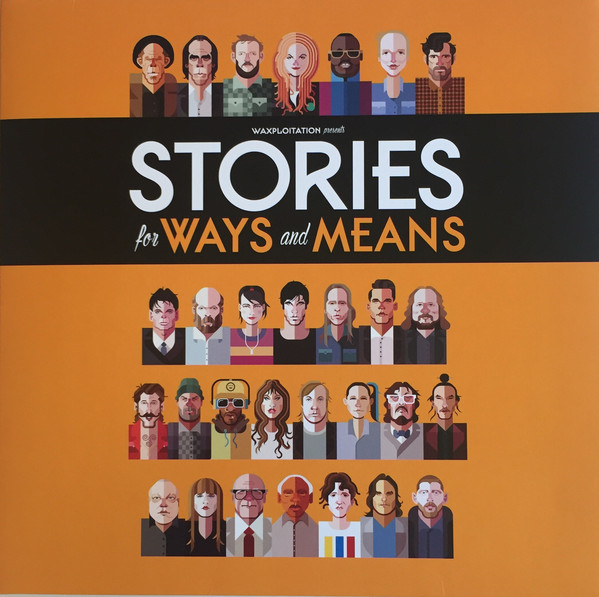 VARIOUS_Stories For Ways And Means