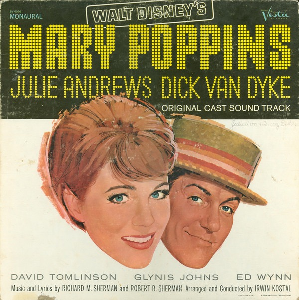 VARIOUS_Mary Poppins