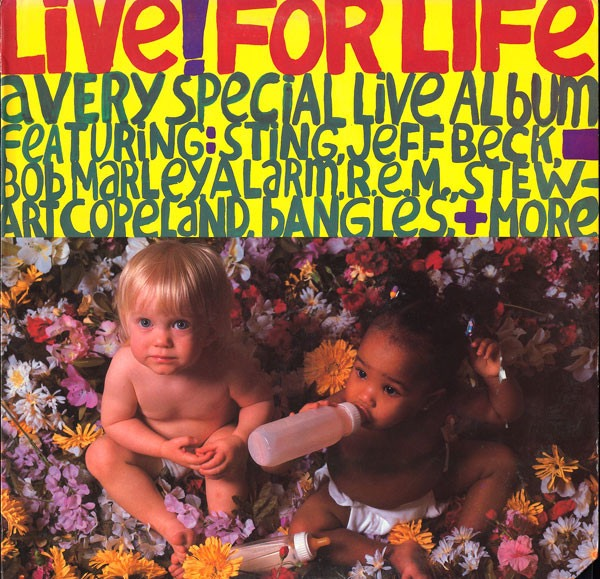 VARIOUS_Live! For Life