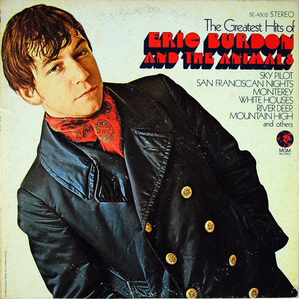ERIC BURDON AND THE ANIMALS_Greatest Hits