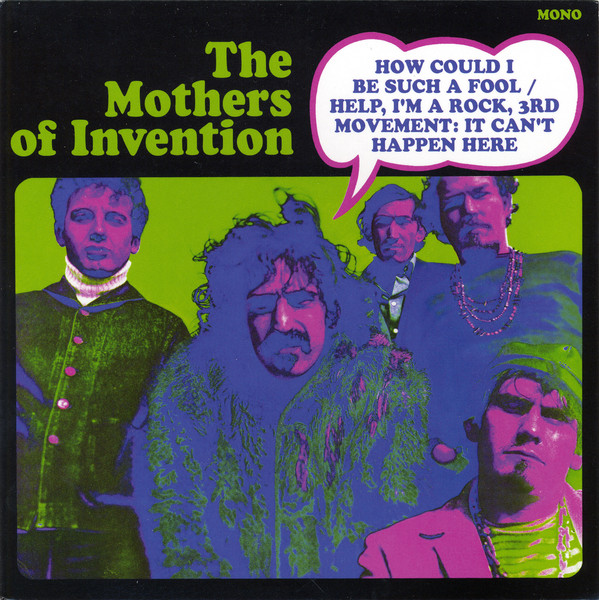 THE MOTHERS OF INVENTION*_How Could I Be Such A Fool